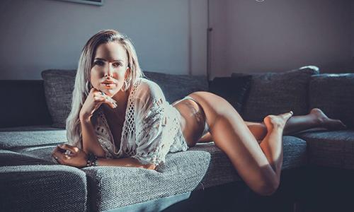Striptease zum Junggesellenabschied