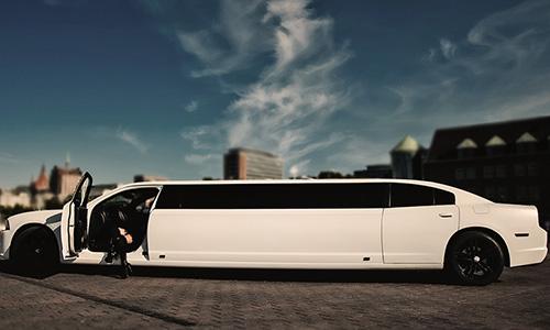 Limousine zum JGA